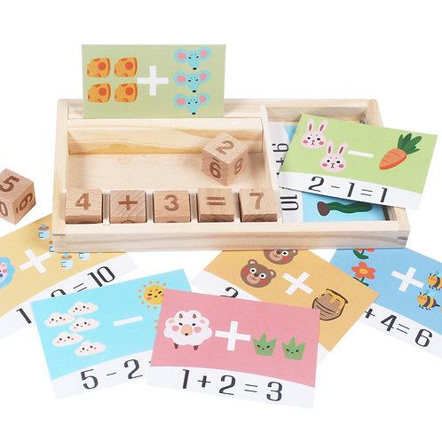 Caja de operaciones matemáticas