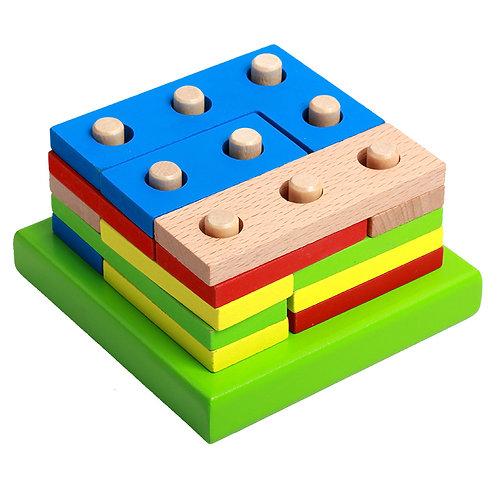 Encaje de bloques