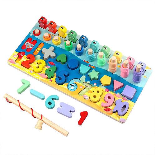 Montessori matemáticas