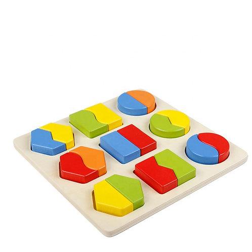 Rompecabezas Montessori