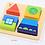Thumbnail: Clasificador de bloques Montessori