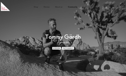 Interview with Tommy Gärdh about sustainability