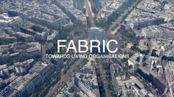 Fabric Landing page film