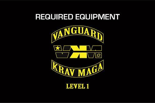 Krav Maga Yellow Belt Set