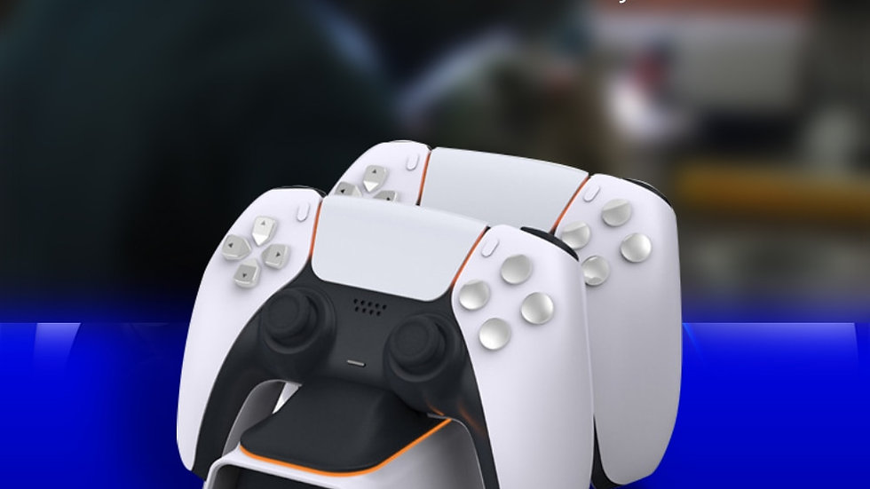 For PS5 Controller Charger USB Port DualSense