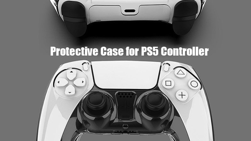 PS5 Game Controller Case Gamepad Cover Protective Case Silicone