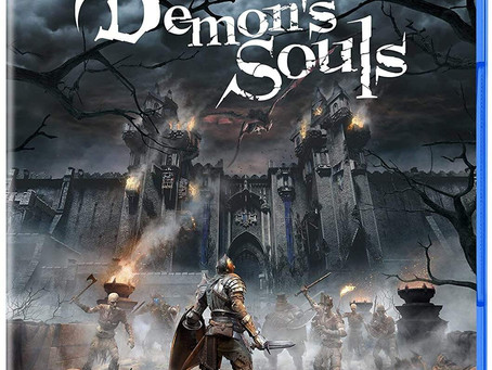 Demon Souls a ps3  game  as a launch game for the PS5?