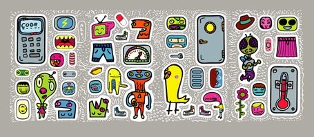 Illustrations for Papaiz