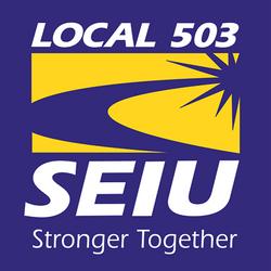 SEIU Local 503