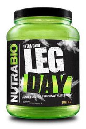 Nutra Bio Leg Day