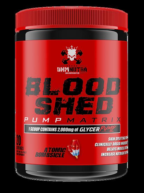 Blood Shed - Stim Free Preworkout