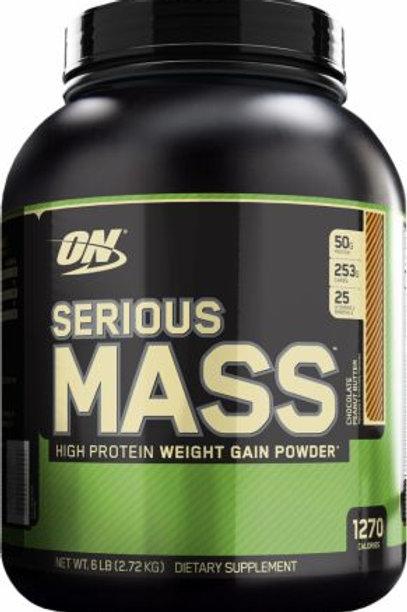 Optimum Nutrition Serious Mass 6 lbs