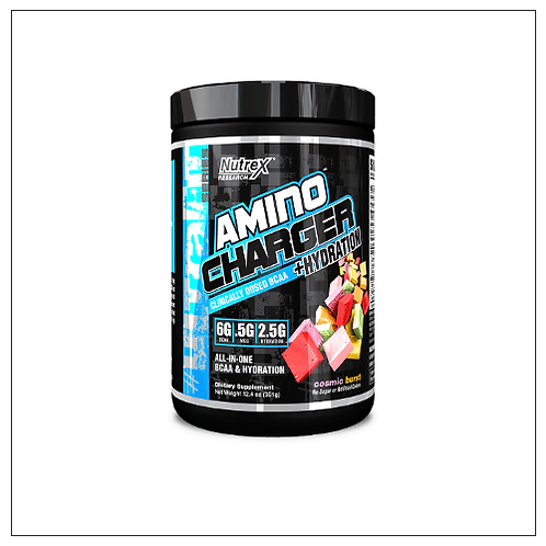 Nutrex AMINO CHARGER +HYDRATION