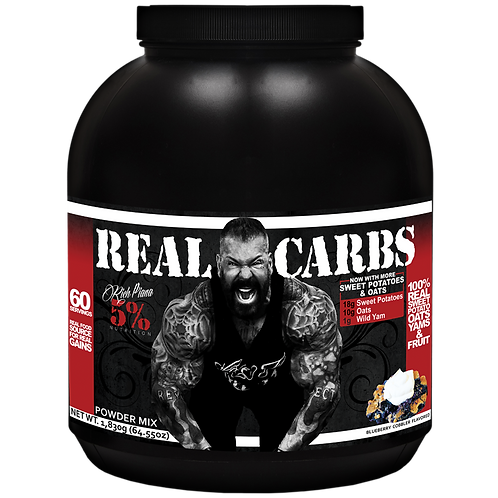 Rich Piana  Real Foods