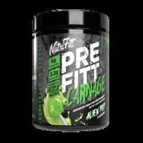 NutriFitt PRE FITT CARNAGE