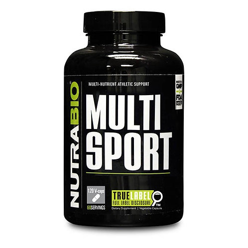 NutraBio Mens Multi Sport