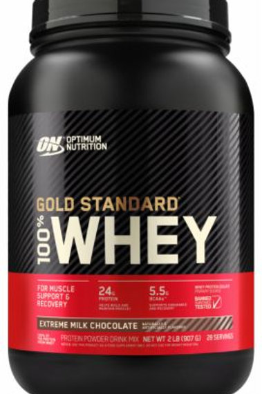 Optimum Nutrition 100% Whey Gold Standard 2 Lbs