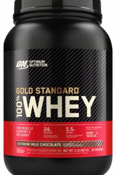 Optimum Nutrition 100% Whey Gold Standard 2 Lbs