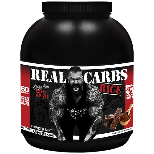 Rich Piana  Real Foods Rice