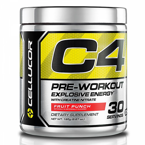 Cellucor C4 Servings