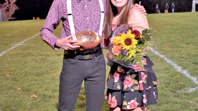 ACV Homecoming King & Queen