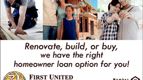 First United National Bank - Building Homes & Communities