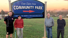 Eau Claire Baseball Field Gifted in Memory of Bonnie Costa