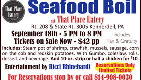 That Place Eatery - Seafood Boil