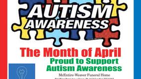Autism Tough Foundation - Fire Departments & EMT