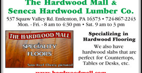 Hardwood Mall & Seneca Hardwood Lumber Co.