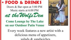 Thursday Nights a the Wolfs Den