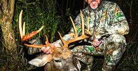 Jason Say of Wired Outdoors Bags a 10 Point Buck in W. PA
