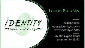 Sponsor: Identity Studio and Design