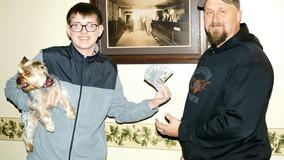 Otis Donates $1000 to the Annual Snowball Kickball Fundraiser