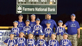 Otto's Outlaws Win Clarion County Little League Championship