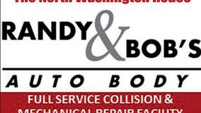 Randy & Bob's Auto Body - On Rt. 38 North of Butler