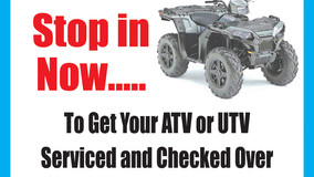 Kennerdell Powersports - Get Your ATV - UTV Ready Before Summer