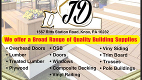 JD Lumber - Quality Building Supplies