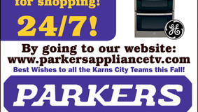 Sponsor: Parkers Appliance - Chicora, PA