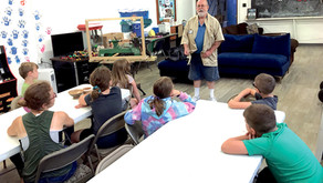Woodturning Featured at The Boys & Girls Club Along The Allegheny