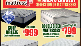 Waltman Furniture Co. in Chicora - Holiday Mattress Sale