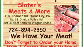 Slater's Meats & More