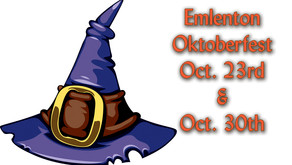 Emlenton Oktoberfest: Save The Dates October 23rd & October 30th