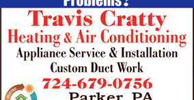 Trais Cratty - Heating & Air Conditioning