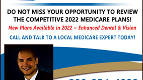 Davevic Benefit Consultants: Competitive 2022 Medicare Plans