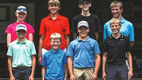 Foxburg Country Club Junior Club Championship