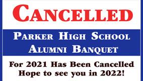 Cancelled - Parker H.S. Alumni Banquet