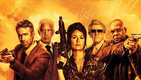 Movie Review - Triple Feature - Hitman's Wife's Bodyguard -  Peter Rabbit 2: The Runaway -  Cruella