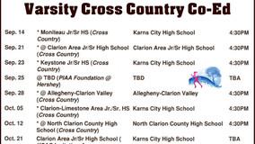 KC Varsity Cross Country Co-Ed