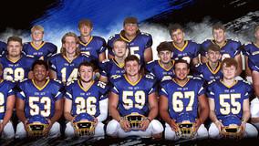 2021 Union / A-C Valley Varsity Football Team